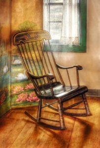 صندلی راک مادربزرگ