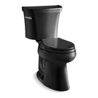 توالت فرنگی مشکی مدل کوهلر