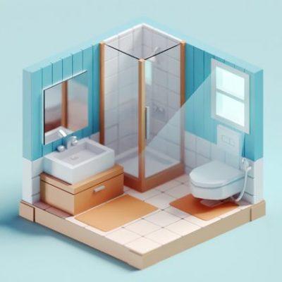 انواع ایده حمام و سرویس بهداشتی